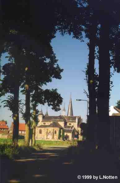 Groeten uit Geulle: Sint Martinuskerk