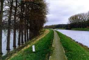 Groeten uit Geulle: overstromingen van de Maas in 1993/1995