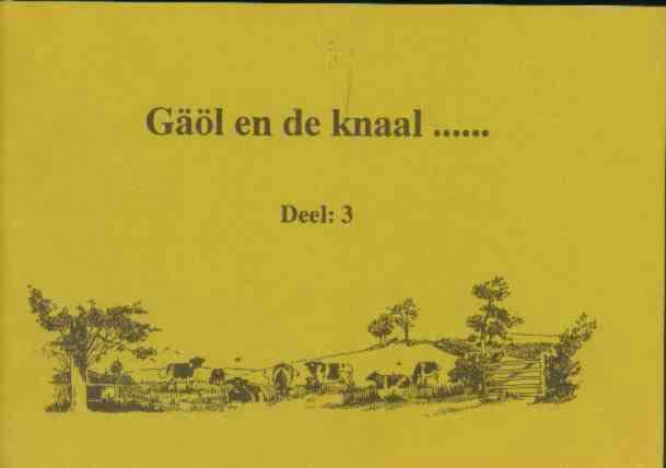 Boek: Gäöl en de knaal