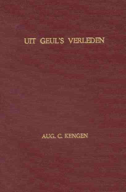Boek: Uit Geuls verleden.