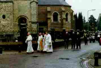 Sint Martinuskerk Geulle: Restauratie kerkmuur